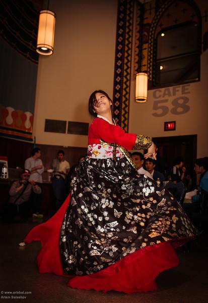 Upenn Cultural Show 2014 - South Korea, Philadelphia, PA