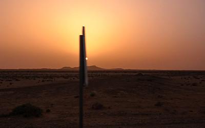 La señal del desierto