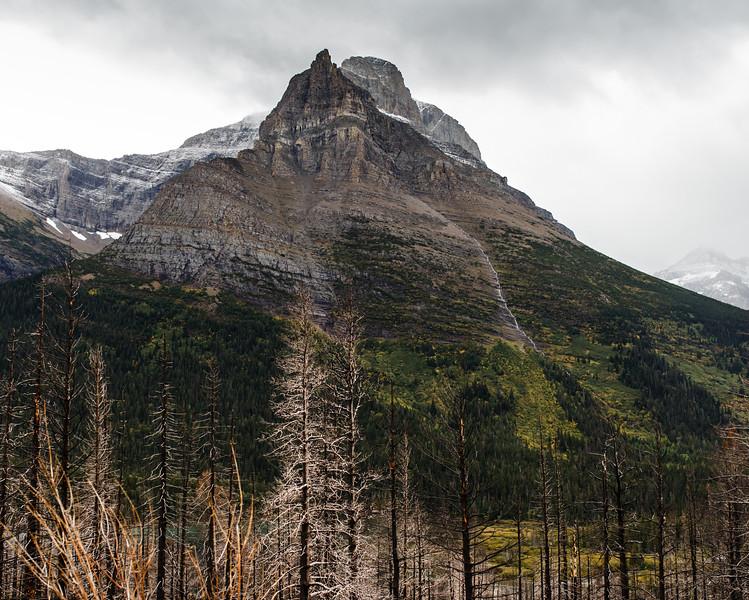National Glacier Park, MT, September 2016