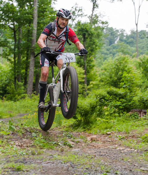 2013 Stoopid 50 Mountain Bike Race, June 2013, Rothrock State Forest, PA