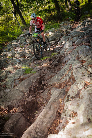 Stoopid 50, Mountain Bike Race, Rothrock State Forest, vicinity of State College, PA, Spring 2014