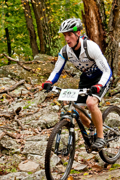 2012 Nittany MTB Challenge, Rothrock State Forest, PA