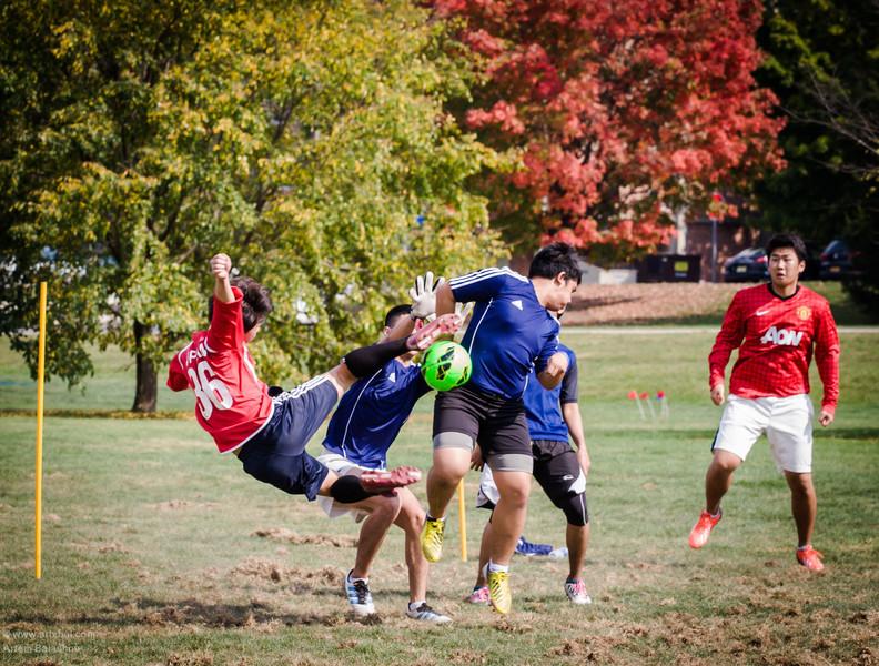 Penn State ISC 2013 Fall Soccer Tournament, University Park, PA