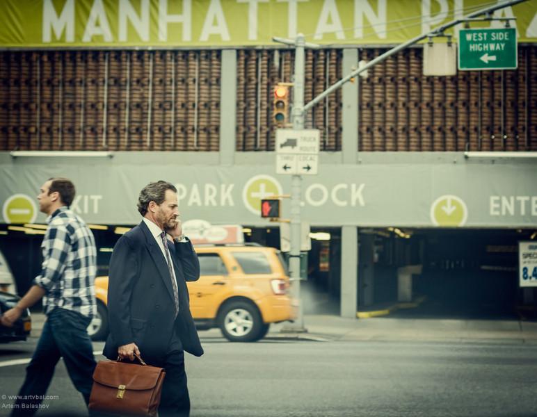 New York, NY, Fall 2013