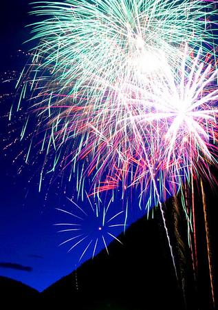 silverton fireworks