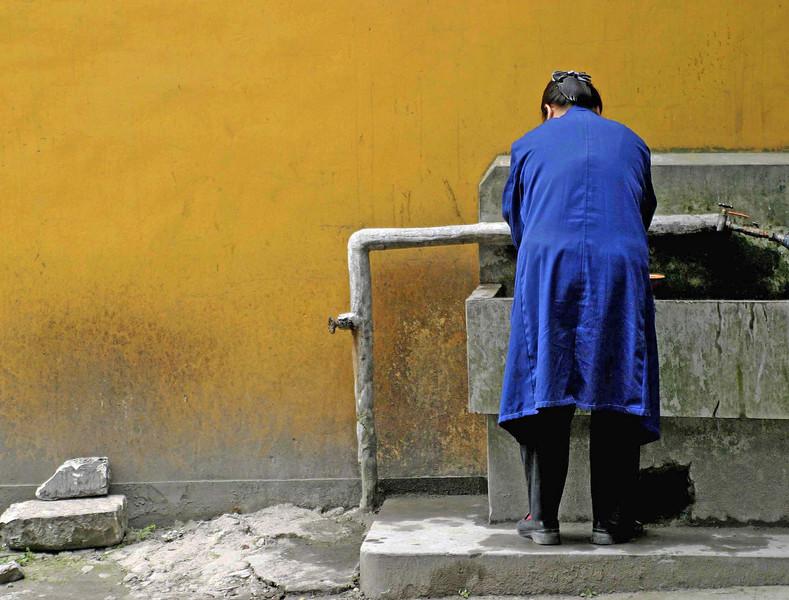 Washing, Shanghai