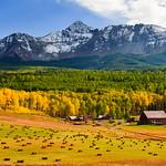 Wilson Peak Landscape