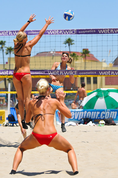 EVP Pro Volleyball Tournament, Santa Cruz