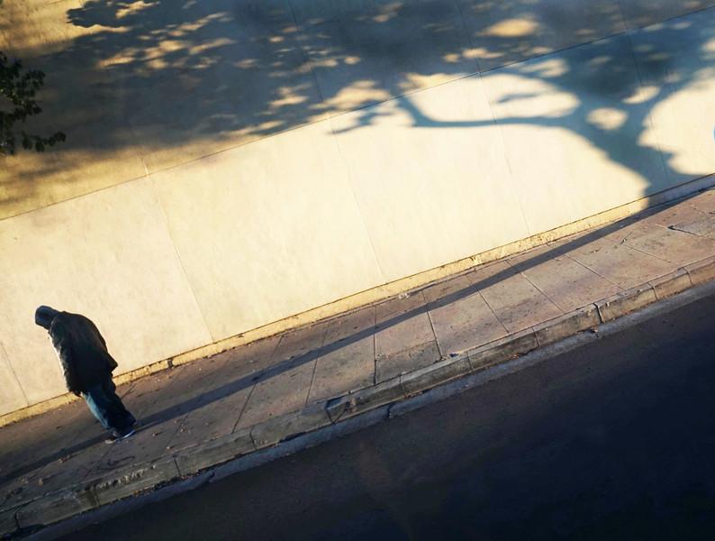 Homeless, L.A.