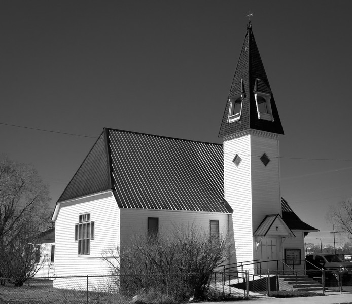 United Presbyterian Church, Antonito, Colorado