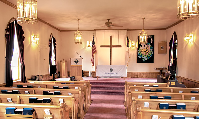 South Park Community Church, formerly Sheldon Jackson Memorial Chapel