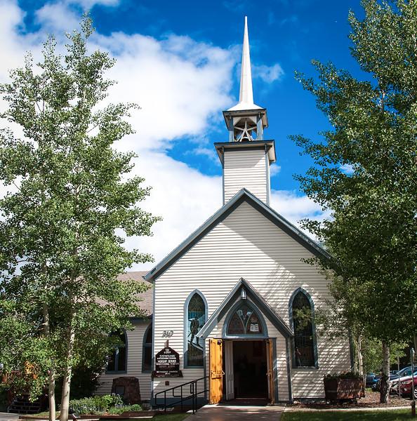 Father Dyer United Methodist Church,