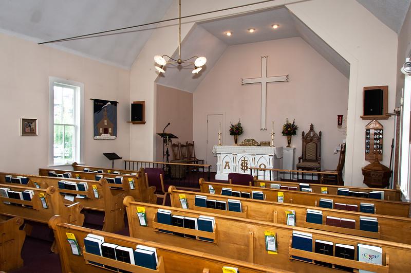 St. John the Baptist Episcopal Church