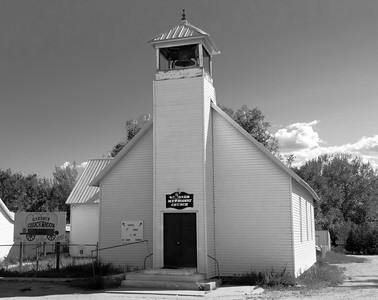 Gardner Methodist Church, Gardner, Colorado