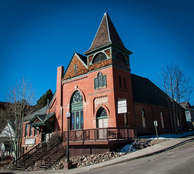 Cripple Creek Baptist Church