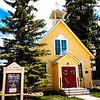 St. John the Baptist Episcopal Church, Breckenridge, Colorad