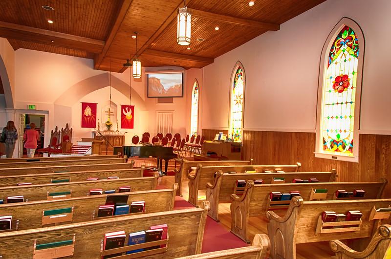 Father Dyer United Methodist Church