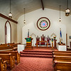Sanctuary, Georgetown First Presbyterian Church