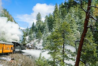 Durango & Silverton Narrow Gauge Railroad, Colorado