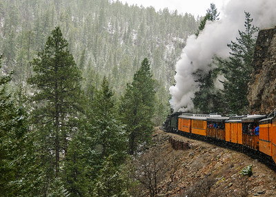 Durango & Silverton Narrow Gauge Railroad, Colorado