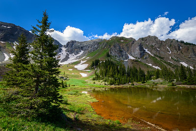 Gold King Basin, Colorado