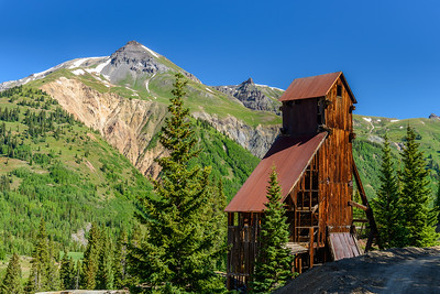 Yankee Girl Mine, Colorado