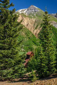 Yankee Girl Mine, Colorado