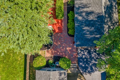 Columbus drone aerial photography