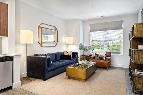 Columbus model home apartment condo photography