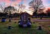 Morning Prayers fused -1. Teasdale Monument.