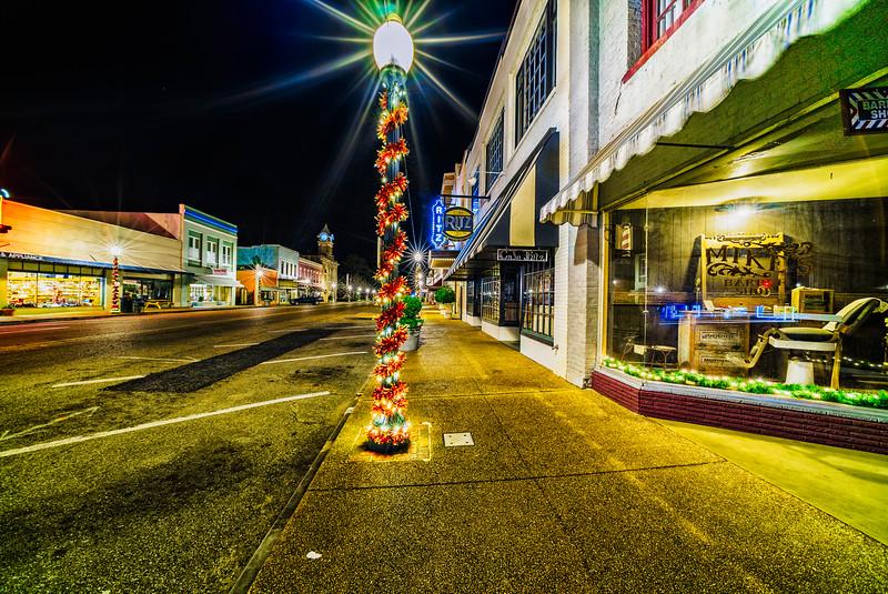 Glittering Christmas Lights