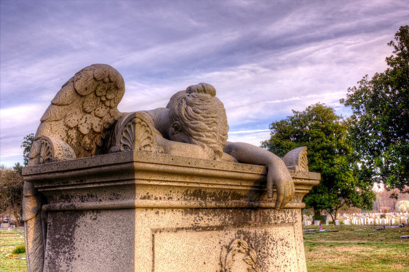 Troubles on My Mind. Teasdale Monument.