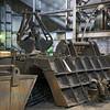 Factory producing pig iron