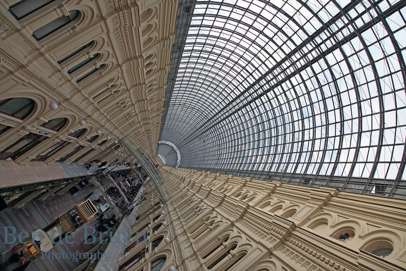 Moscow Landmark: GUM department store View 6