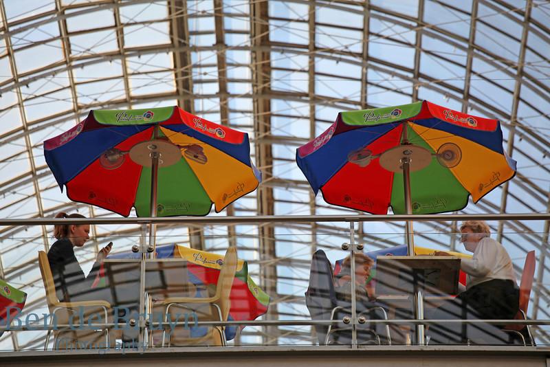 Moscow Landmark: GUM department store View 3