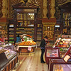 Moscow Landmark:Yeliseyev Food Store