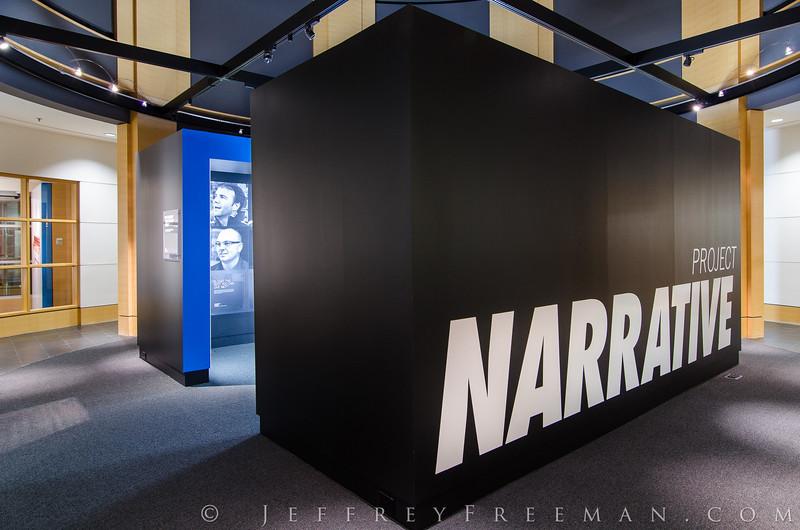 Nike Display @ World HQ