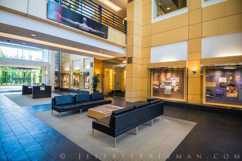 Nike - Michael Jordan Building