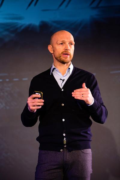 Matt Dawson presentation