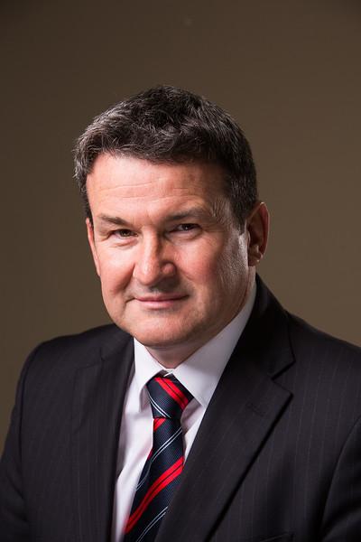 Corporate CEO portrait