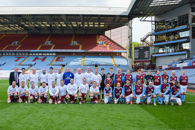 Corporate Photography - Aston Villa Lions