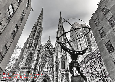 St. Pat's Cathedral, NYC