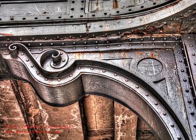 Iron works, NYC