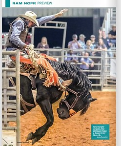 ProRodeo Sports News Publication April 2, 2021