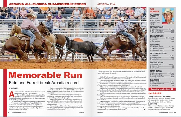 Arcadia All-Florida Championship Rodeo 2020
