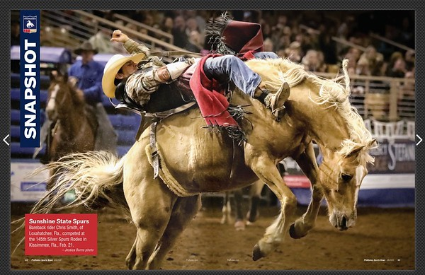 Silver Spurs Rodeo Feb 2020