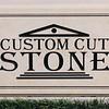 Custom Cut Stone