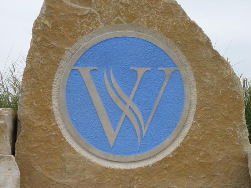 Watersbend Detail