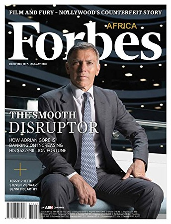 Forbes Africa Magazine