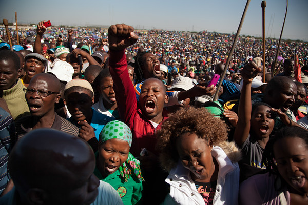 The Platinum Mineworkers Strike Back
